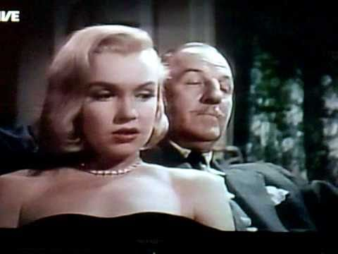 Marilyn Monroe in The Asphalt Jungle 2 (in Colour)