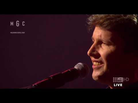James Blunt - 'Don't Give Me Those Eyes' Featuring MGC (TV Week Logies, 23/04/17).