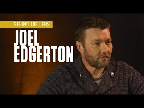 Joel Edgerton - Behind the Lens with Pete Hammond