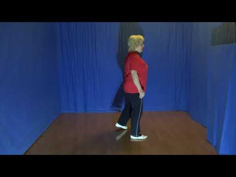 Line Dance deutsch Rocky HustleOldie 1991