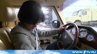 1 канал. Собран новый прототип лимузина ЗИЛ