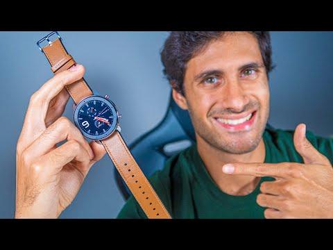 O MELHOR Smartwatch !? Xiaomi Amazfit GTR - Unboxing