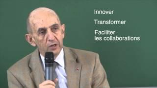Conférence de Presse de Louis Gallois : le programme Investissements d