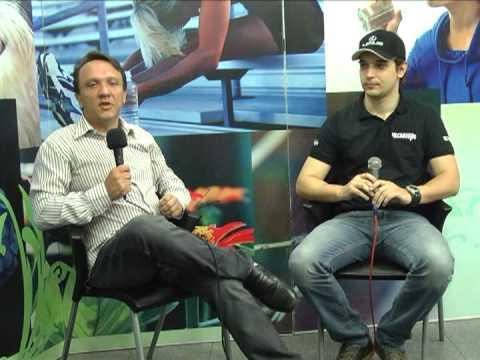 ENTREVISTA ALEXANDRE DORETTO Piloto F3 SUL AMERICANA TVV ESPORTE