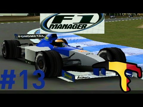 F1 Manager: Minardi Manager Career - Part 13 - Belgium