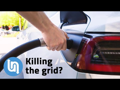 EV Charging Explained - Will EVs Kill The Grid?