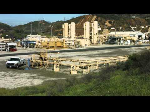How Underground Natural Gas Storage Works