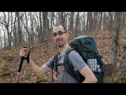 Saratoga on the Appalachian Trail 2017 - Week 2 - 02/21 thru 02/28/17