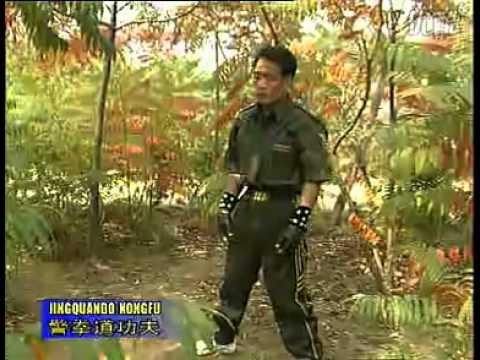 警拳道八大训练体系--气功 Iron Shirt Qigong