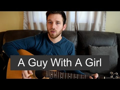 A Guy With A Girl Blake Shelton | Cover by Garette Fallon