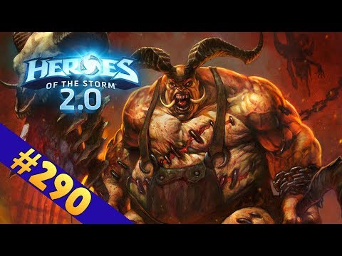 Hekran   El carnicero - Más counters pls?   Heroes of the Storm 2.0   EP290   Gameplay español