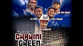 WILDEND - Welcome To Cabrini Green Mixtape (YK-WildEnd, Nun Major, J-Milli, Lil Jezz, Dre Day Rose)