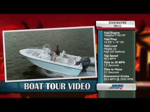 EdgeWater Power Boats 188CC Review