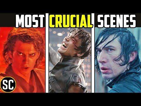 STAR WARS: Three Crucial Scenes That Define the Saga   Video Essay   May the 4th