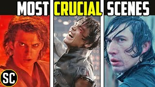 STAR WARS: Three CRUCIAL Fight Scenes That Explain the Entire Saga | STAR WARS Explained