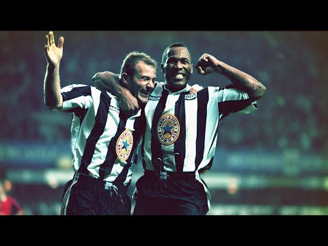 Newcastle United V Manchester United | 1996 | Watch In Full