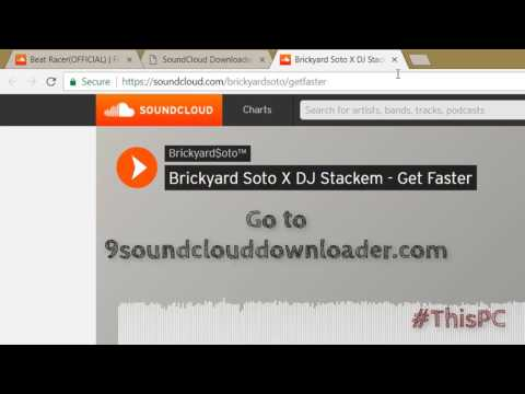 Download Music From Soundcloud For Free!
