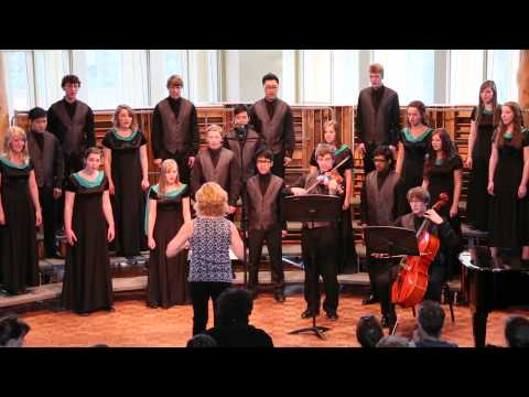 In Rememberance - Jeffery Ames (Performed by the Campbell Collegiate Chamber Choir 2012-2013)