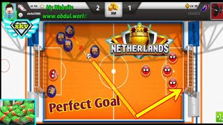 Soccer Stars Netherlands Perfect Goal Cool Play Relax Time Easy Soccer king Videos
