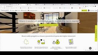 Dimostrazione Tilelook 22 Ottobre 2020: Nuovo Cloud Render e Marketplace