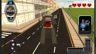 Cargo Transport Truck Driver Game Play
