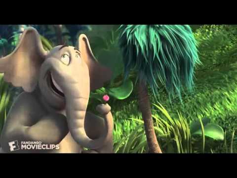 Horton Hears A Who Speck