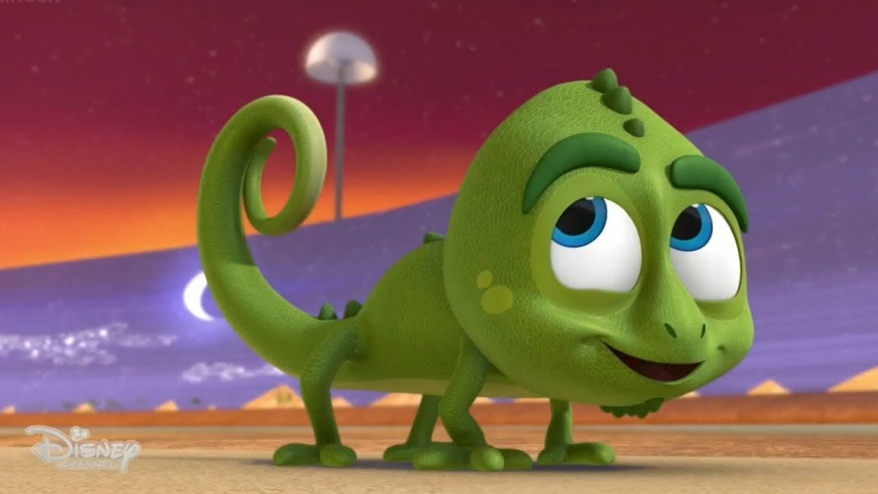 Bingo And Rolly Chase A Alien Puppy Dog Pals 2018 Youtube