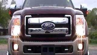 2011 ford f 450 king ranch lariat diesel 6 7 4x4 leather backup camera 59986 www nhcarman com mod