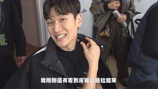 Eric周興哲- 幕後Vlog -|別勉強 MV 拍攝day  (feat. G.E.M.鄧紫棋)|