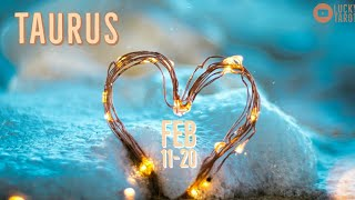 TAURUS💖 FEB 11-20 TOWER moment will reveal what this relationship is really made of!