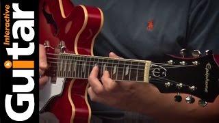 Epiphone Casino Semi Acoustic Guitar Review | Issue 44 | Guitar Interactive Magazine