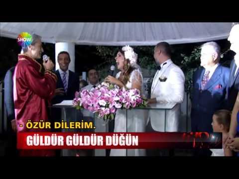 Doğa Rutkay'ın düğününden görüntüler