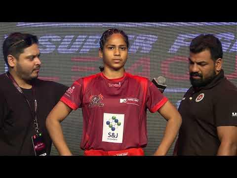 Gujarat Warriors VS Tamil Veerans | Fight Night 4 | Weigh In