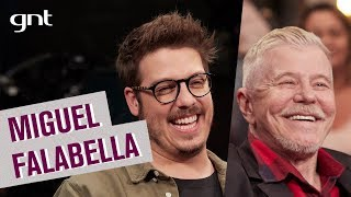 Melhores Momentos: Miguel Falabella e o barraco no aeroporto | Que História É Essa, Porchat?