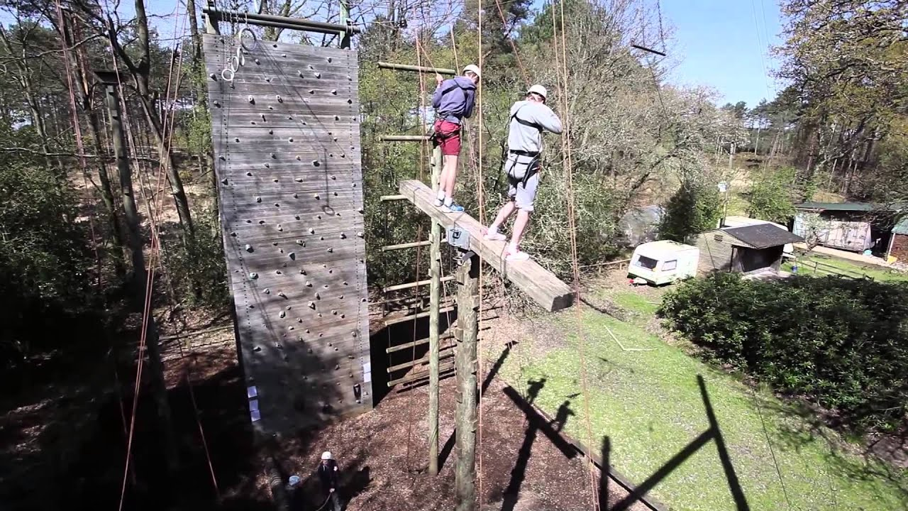 Brenscombe Outdoor Centre YouTube Video