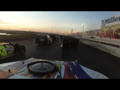 Route 66 Motor Speedway 6-20-15  USMTS B-Main