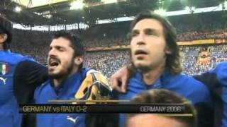Oliver Kahn y Giaunluigi Buffon 2 titanes en la porteria