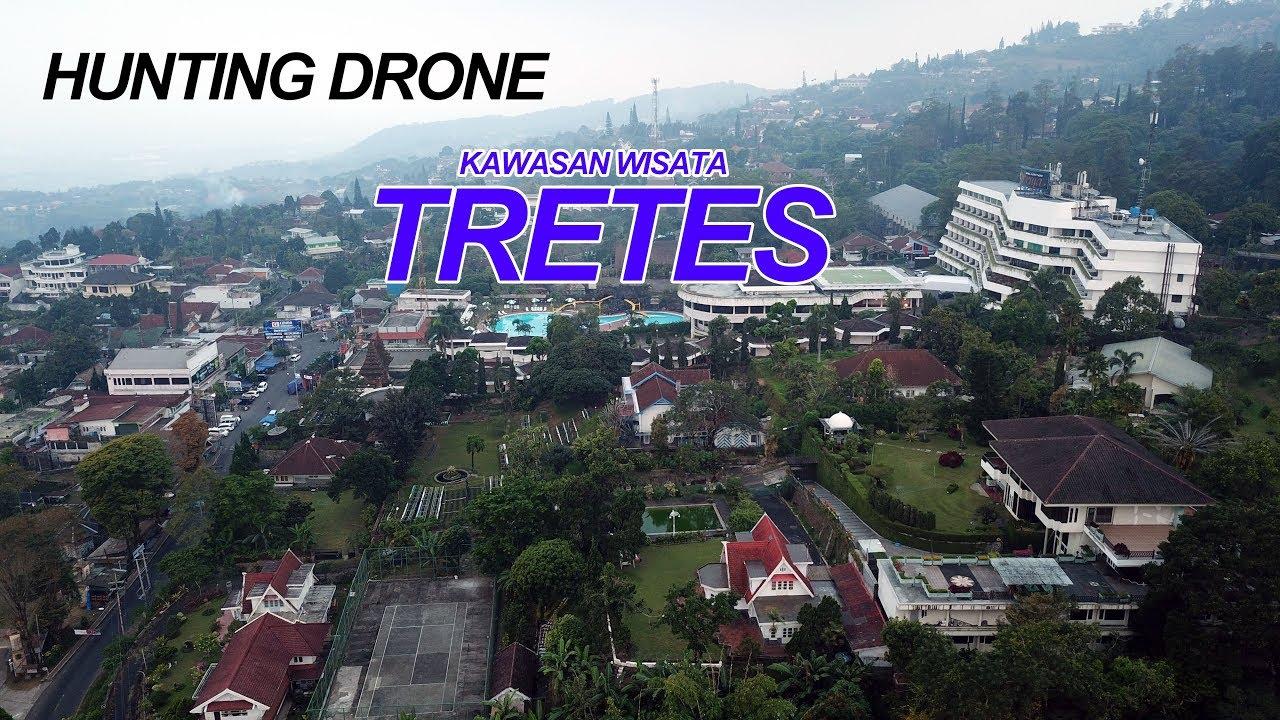 Hunting Footage Drone Keindahan Kawasan Wisata Tretes Jawa Timur |  #DroneVLOG 10