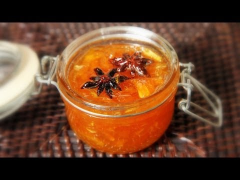 Kumquat Marmalade Moroccan Style Recipe - CookingWithAlia - Episode 170