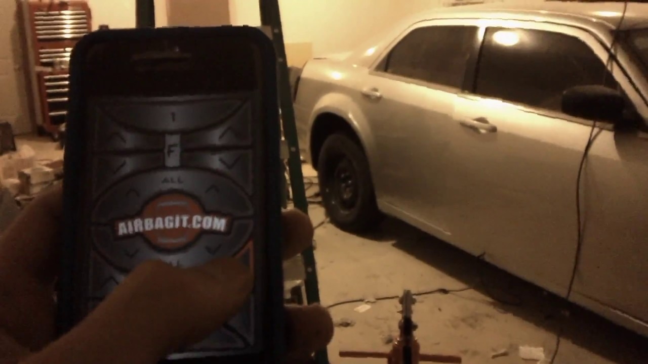 installing iphone air ride controller by airbagit com installing iphone air ride controller by airbagit com