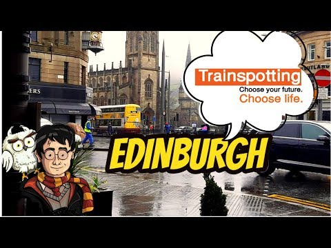 Land of Harry Potter and Trainspotting | TRAVEL IN EDINBURGH