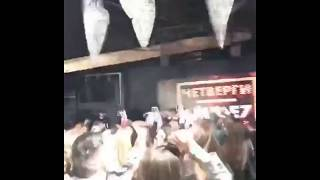 Смотреть видео DJ ANDREY NASH ШОУ БИЗНЕС МОСКВА Emil Bedretdinov Певица Ханна! Shakti terrace онлайн