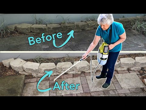 DIY Outdoor Cleaning with Wet & Forget UPDATE