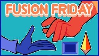Fusion Friday | Jasper/Blue Zircon | Speedpaint