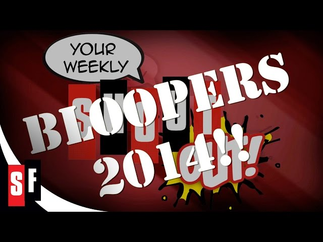 2014 Blooper Reel - Your Weekly Shout Out! Episode 62