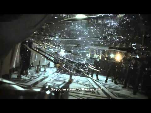 Final Fantasy 15 - Official REVEAL Trailer (Final Fantasy Versus XIII turns into Final Fantasy XV)