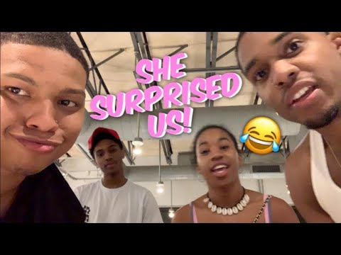NEW HOUSE TOUR‼️/ SURPRISED BY A SUPPORTER‼️ thumbnail