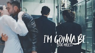 Fitz & Simmons ► I'm Gonna Be [+5x06/5x07]