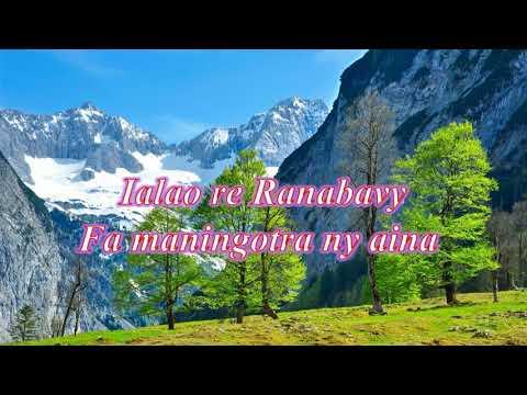 RASALAMA - Ndriana RAMAMONJY - Karaoke