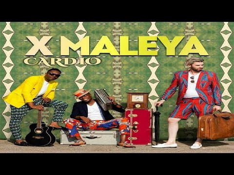 X-Maleya - JE T'AIME (FT BLANCHE BAILLY)